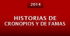 Película Historias de Cronopios y de Famas