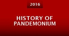 History of Pandemonium (2016)