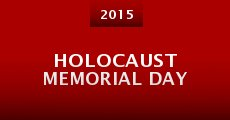 Película Holocaust Memorial Day