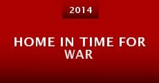 Película Home in Time for War