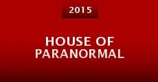 Película House of Paranormal