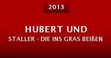 Película Hubert und Staller - Die ins Gras beißen