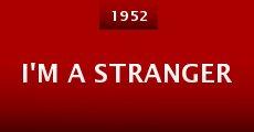 Película I'm a Stranger