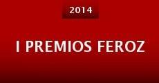 I Premios Feroz (2014) stream
