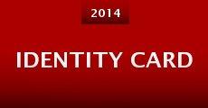 Película Identity Card