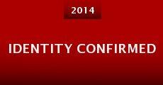 Identity Confirmed (2014) stream