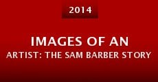 Images of an Artist: The Sam Barber Story (2014)
