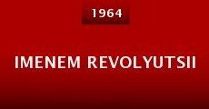 Película Imenem revolyutsii