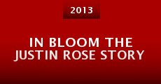 In Bloom the Justin Rose Story (2013)