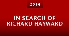 Película In Search of Richard Hayward