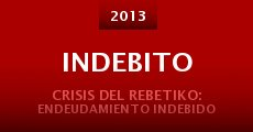 Indebito (2013) stream