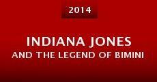 Indiana Jones and the Legend of Bimini (2014) stream