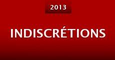 Indiscrétions (2013)