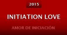 Película Initiation Love