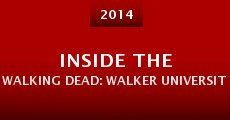Inside the Walking Dead: Walker University (2014)