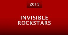 Película Invisible Rockstars