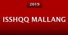 Película Isshqq Mallang