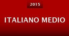 Película Italiano medio
