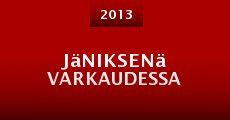 Película Jäniksenä Varkaudessa