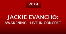 Película Jackie Evancho: Awakening - Live in Concert