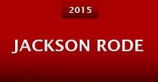 Película Jackson Rode
