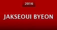 Jakseoui Byeon (2016) stream