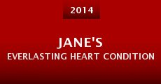 Película Jane's Everlasting Heart Condition