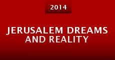 Película Jerusalem Dreams and Reality