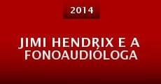 Película Jimi Hendrix e a fonoaudióloga