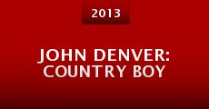 John Denver: Country Boy (2013)