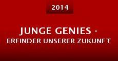 Junge Genies - Erfinder unserer Zukunft (2014)