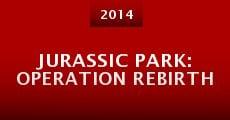 Película Jurassic Park: Operation Rebirth