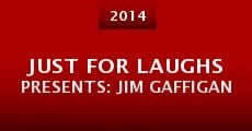Película Just for Laughs Presents: Jim Gaffigan