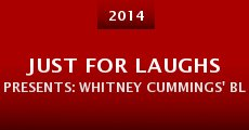 Just for Laughs Presents: Whitney Cummings' Bleep Show (2014) stream