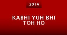 Película Kabhi Yuh Bhi Toh Ho
