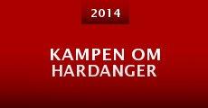 Película Kampen om Hardanger
