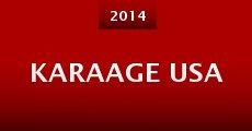 Película Karaage USA