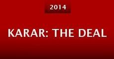 Karar: The Deal (2014)