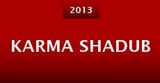 Karma Shadub (2013)