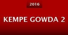 Kempe Gowda 2 (2016)