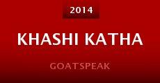 Película Khashi Katha