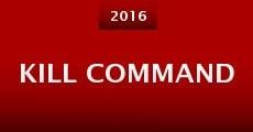 Película Kill Command