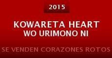Película Kowareta Heart wo Urimono ni