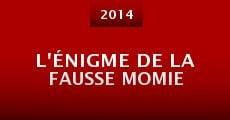 L'énigme de la fausse momie (2014)