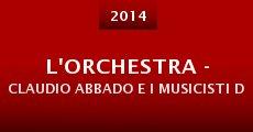 L'Orchestra - Claudio Abbado e i musicisti della Mozart (2014) stream