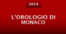 Película L'orologio di Monaco