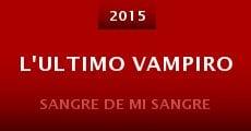 Ver película L'ultimo vampiro