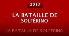 La bataille de Solférino (2013)