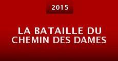 Película La bataille du Chemin des Dames