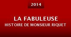 La fabuleuse histoire de Monsieur Riquet (2014)
